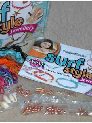Interplay Surf Style Jewellery Kit