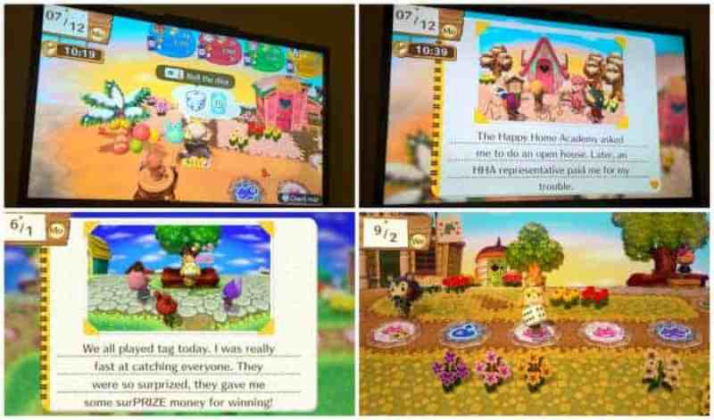 A night of family fun with Animal Crossing Amiibo Festival