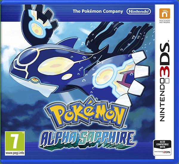 Nintendo Pokemon Alpha Sapphire