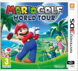 Nintendo Mario Golf