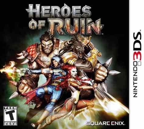 Nintendo Heroes of Ruin