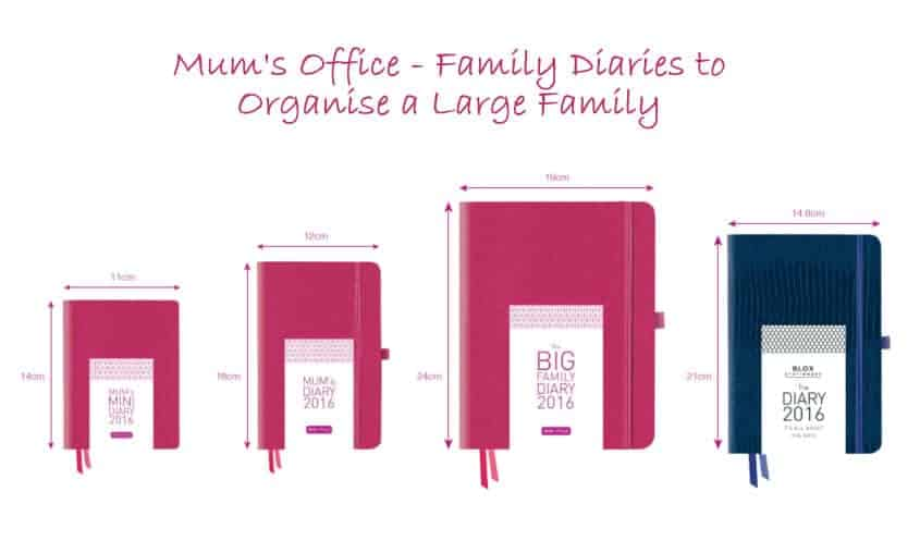 Organise a large family