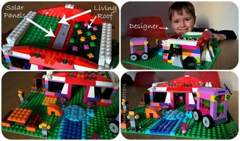 Lego Dream Home