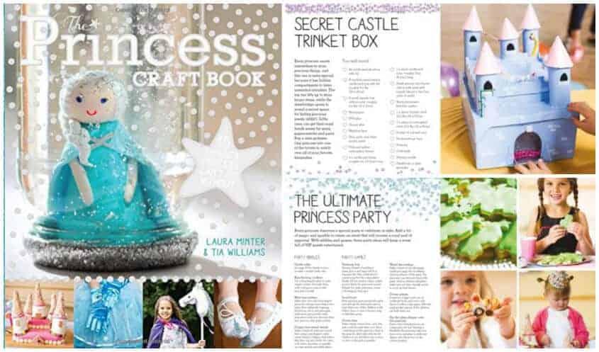 The Princess Craft Book