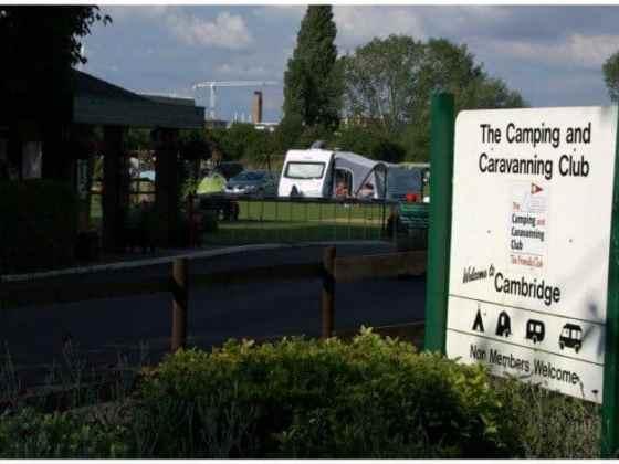Cambridge Camping