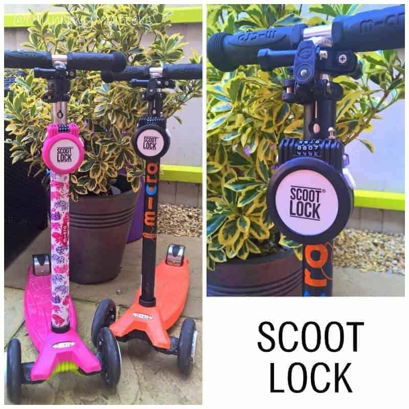 Scoot Lock