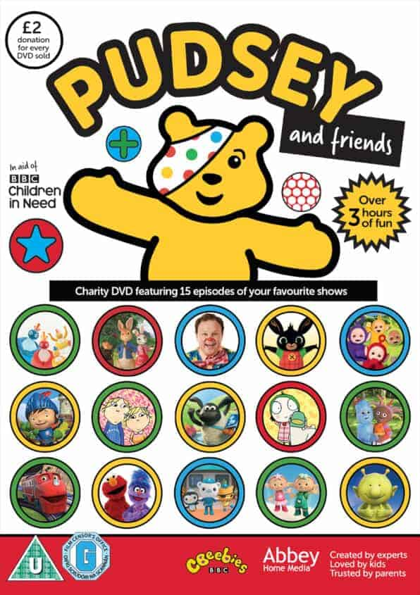 Pudsey and Friends