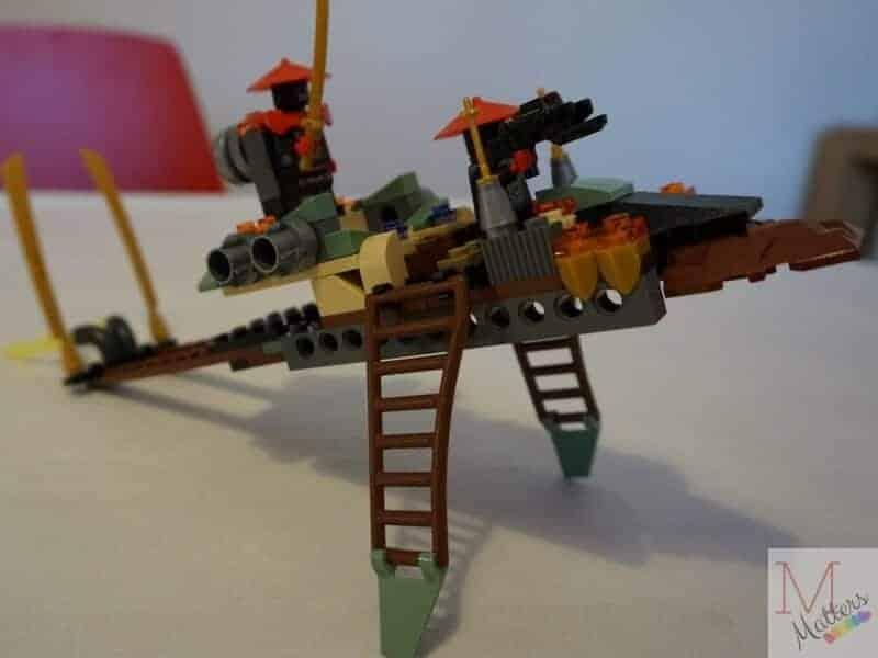 Debenhams Big Lego Challenge