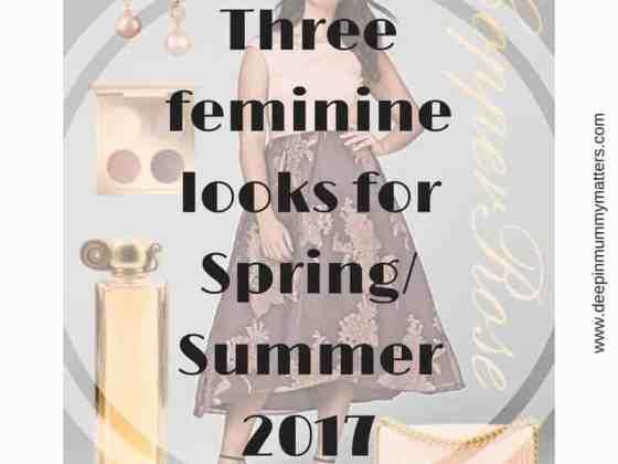 Feminine looks