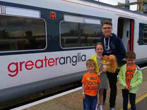 Greater Anglia Trains