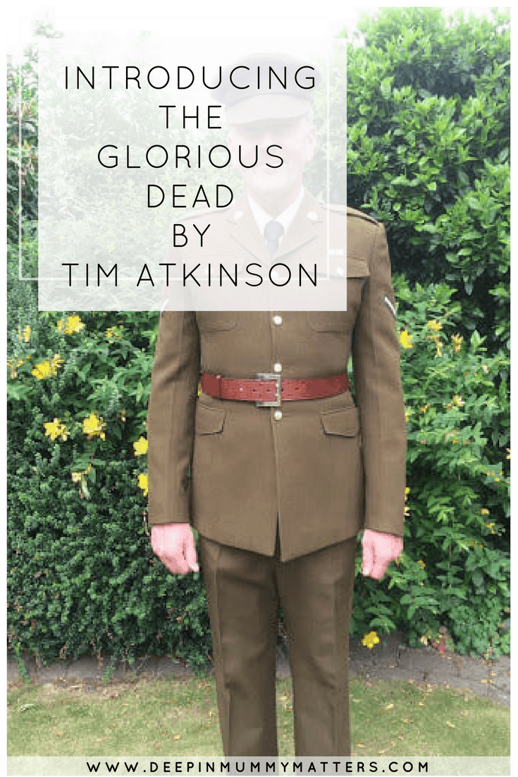 INTRODUCING THE GLORIOUS DEAD BY TIM ATKINSON
