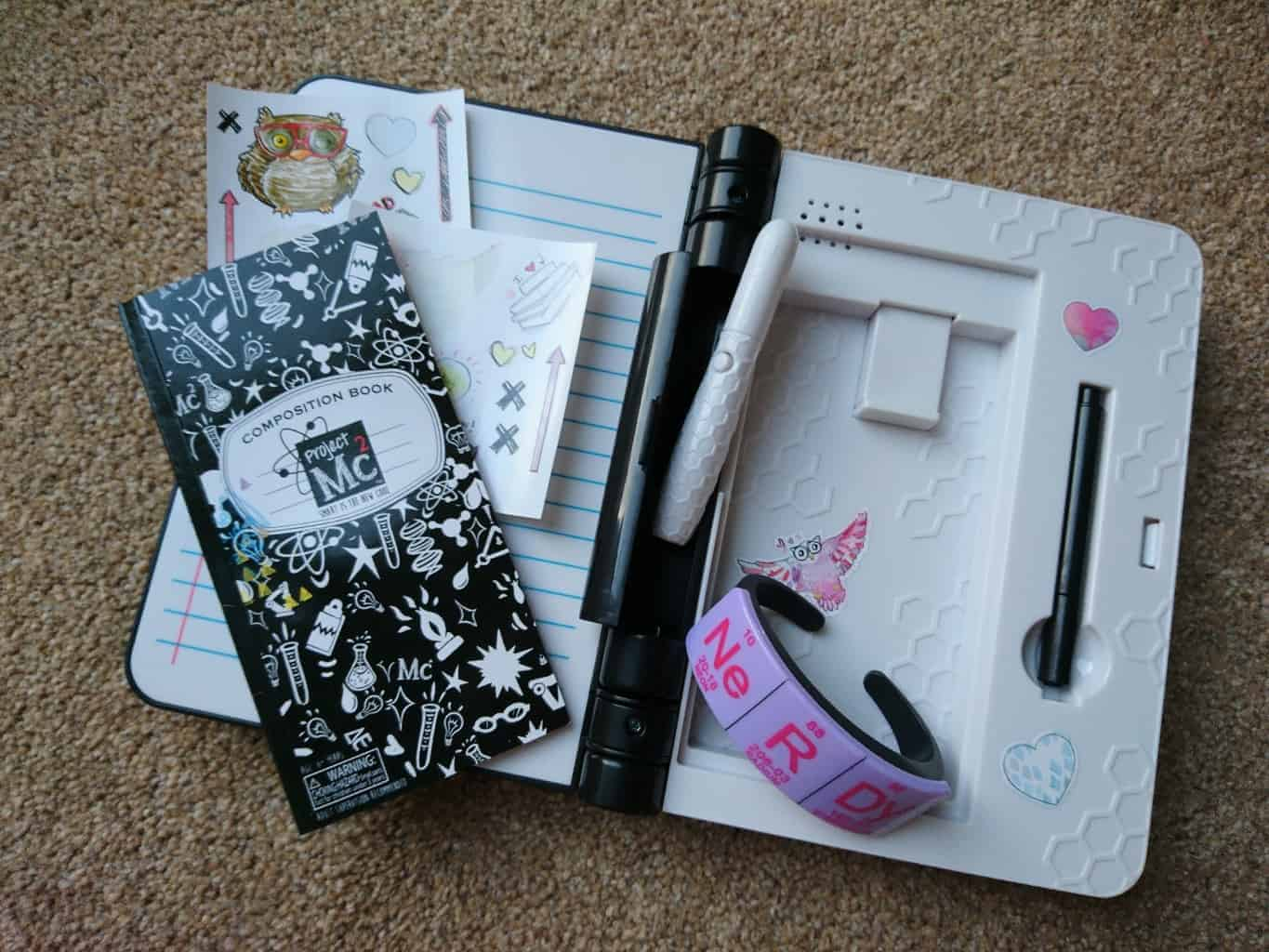 Project Mc2 Journal