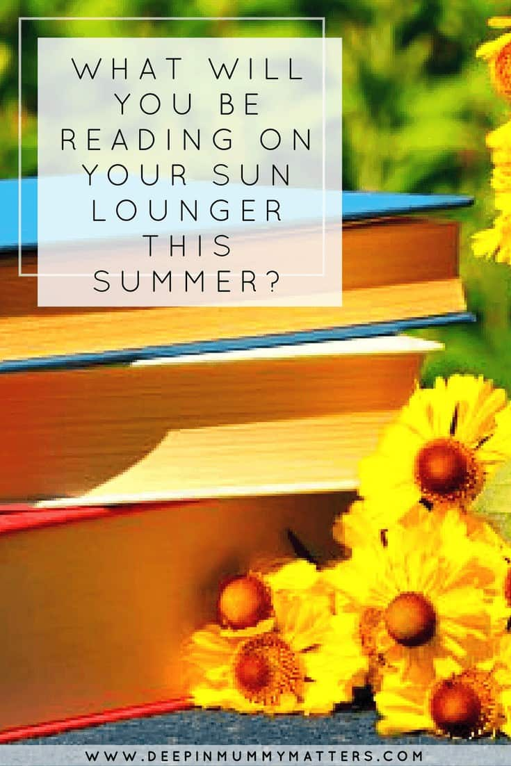 WHAT WILL YOU BE READING ON YOUR SUN LOUNGER THIS SUMMER?
