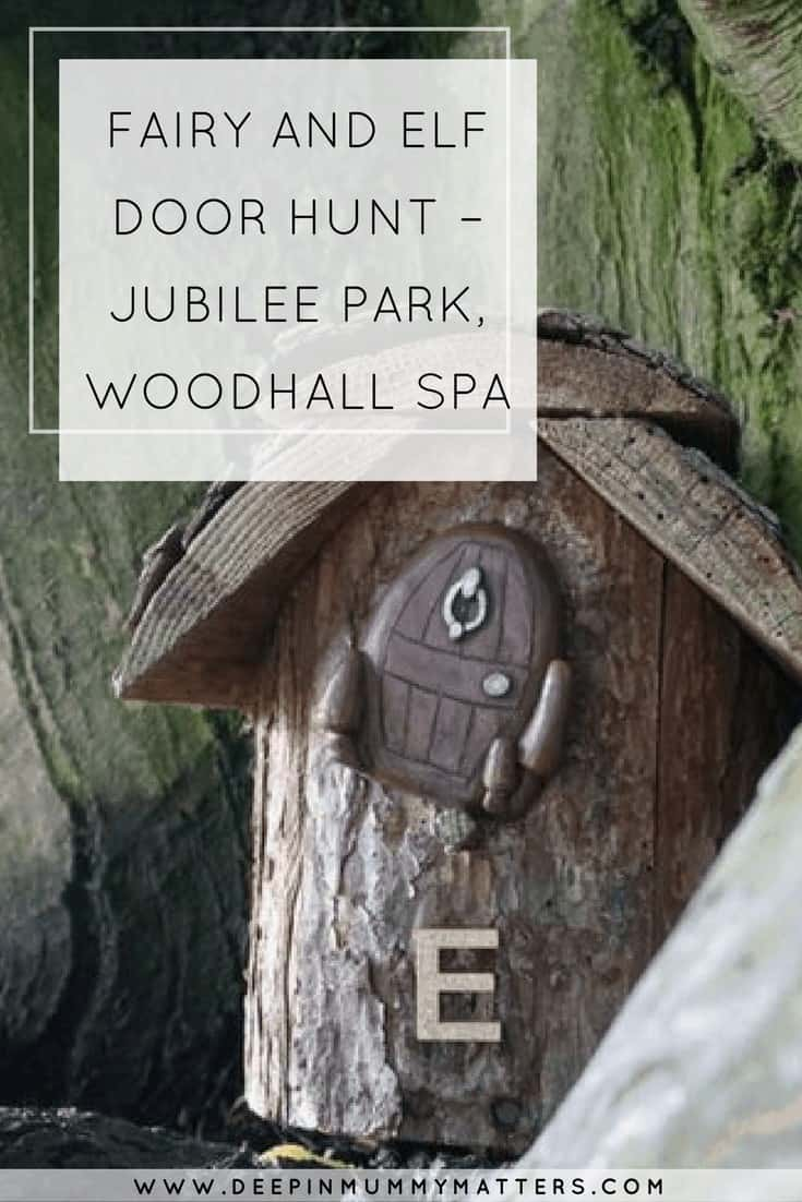 FAIRY AND ELF DOOR HUNT – JUBILEE PARK, WOODHALL SPA