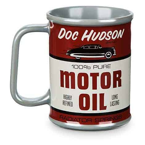 Disney Cars 3 Motor Oil Mug