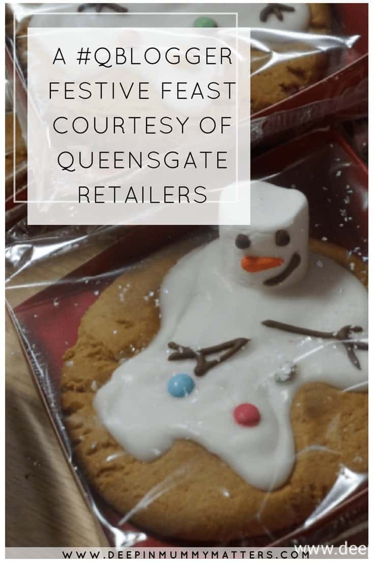 A #QBLOGGER FESTIVE FEAST COURTESY OF QUEENSGATE RETAILERS