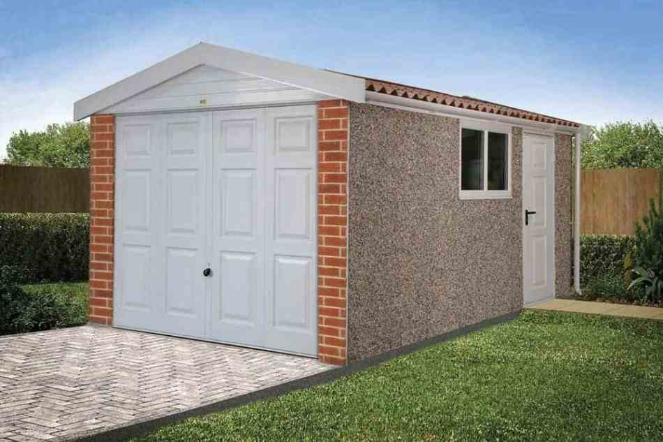 Sectional Garage