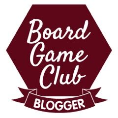 Blogger Board Game Club Badge