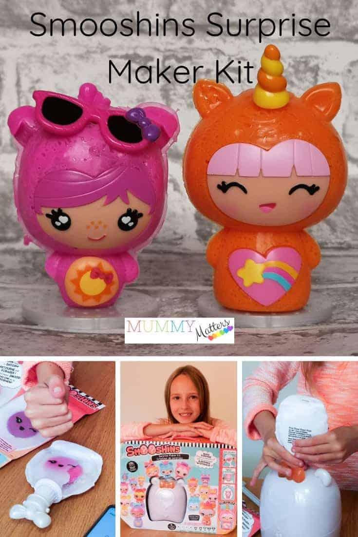 Smooshins Surprise Maker Kit