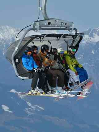 Family Friendly Ski Destinations