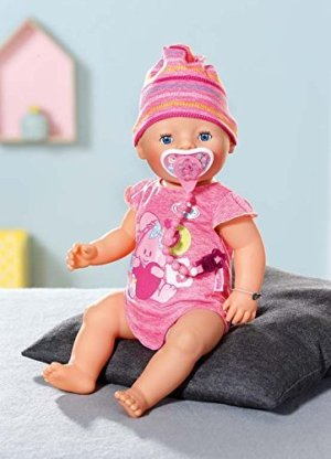 Baby Born Interactive Girl Doll