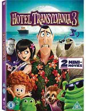Hotel Transylvannia 3 DVD