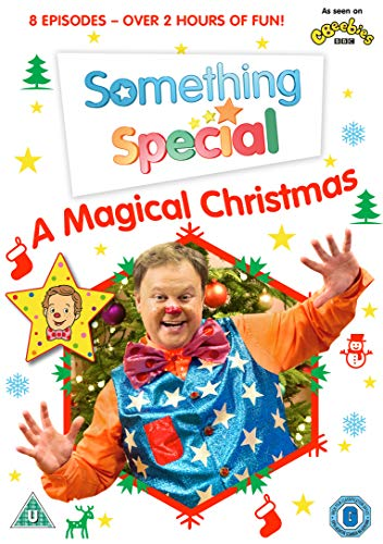 Something Special Magical Christmas DVD