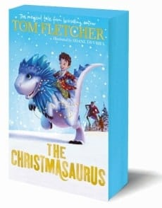 Christmasaurus Book