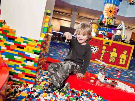 Junior Builder Week at the LEGOLAND Windsor Resort (7)