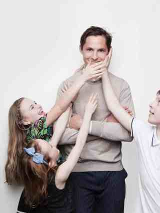 Philip Haglund and Kids