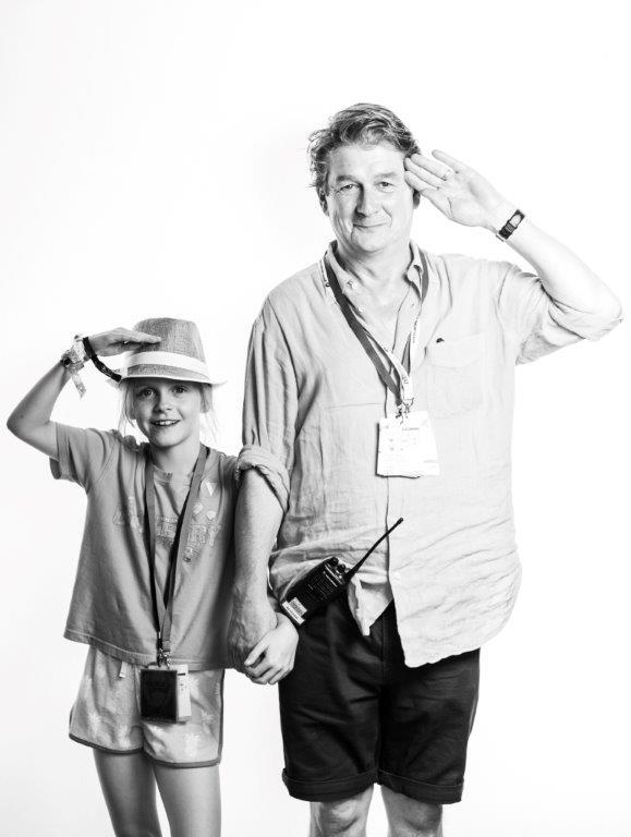 CORNBURY Hugh & Daughter Rose