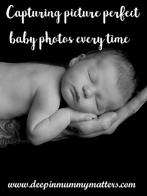 capturing picture perfect baby photos every time