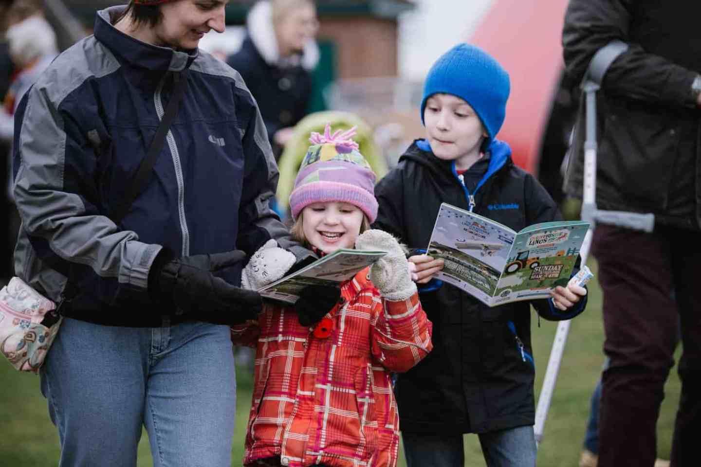 Visitors at Countryside Lincs 2018