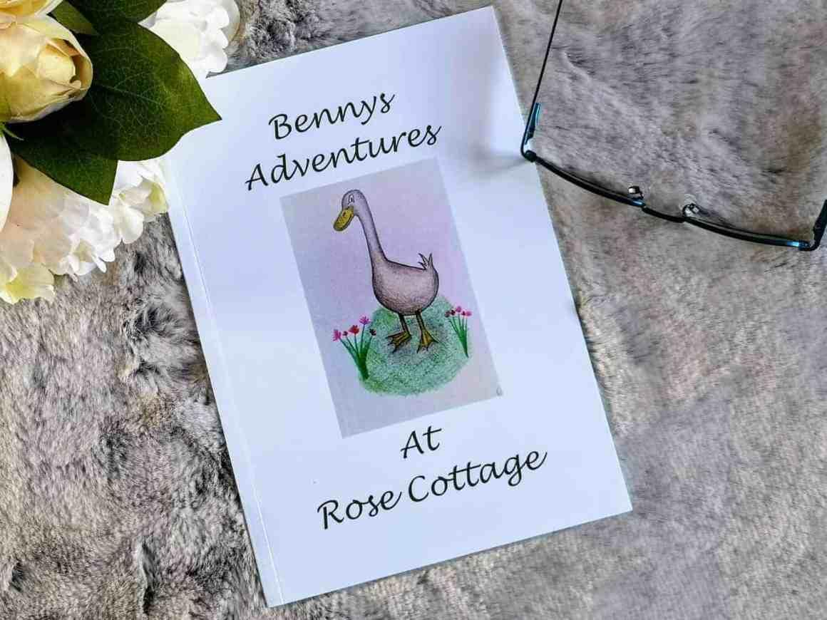 Benny's Adventures at Rose Cottage