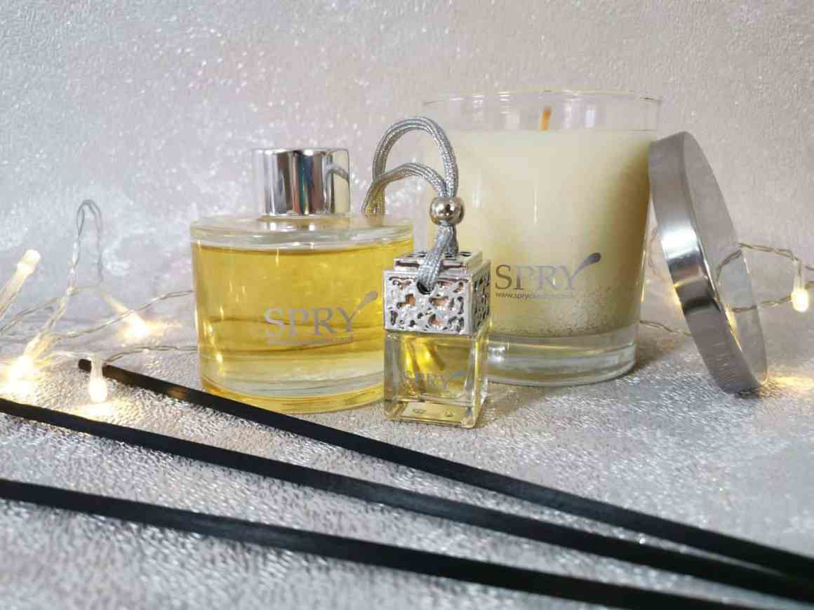 Spry Candles Fragrance Gift Set