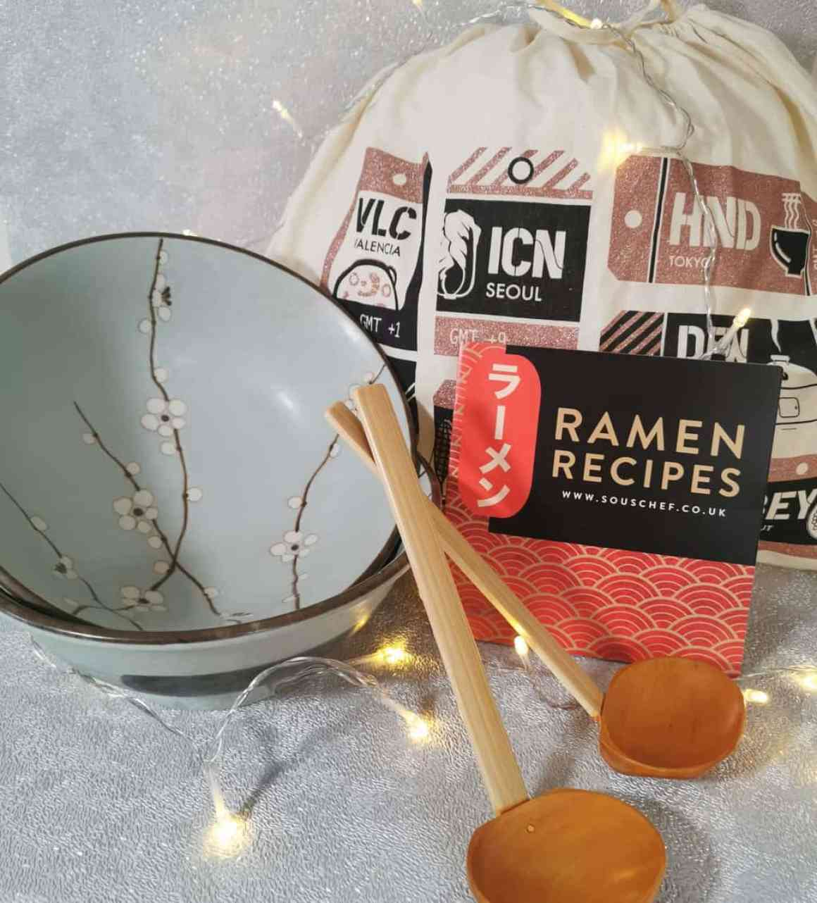 Ramen Cooking Set