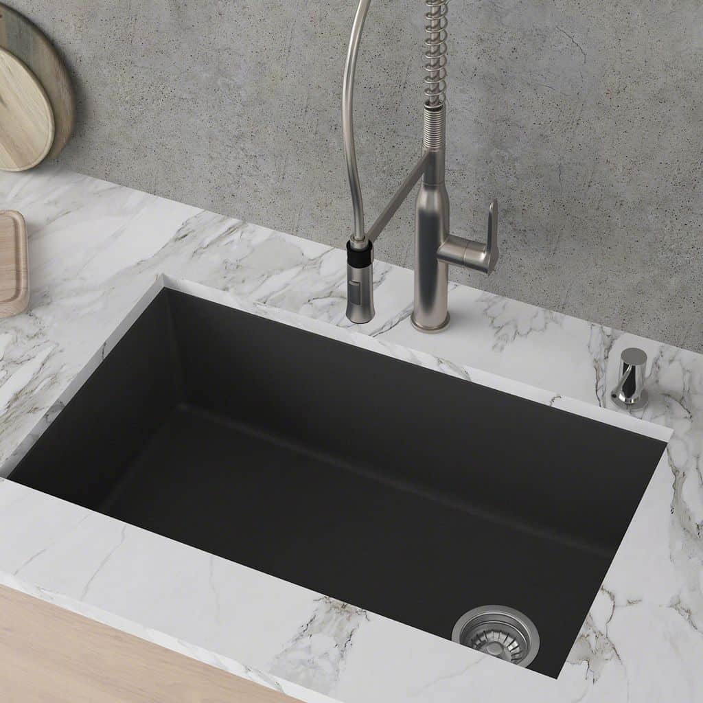 perfect kitchen sink mounting options