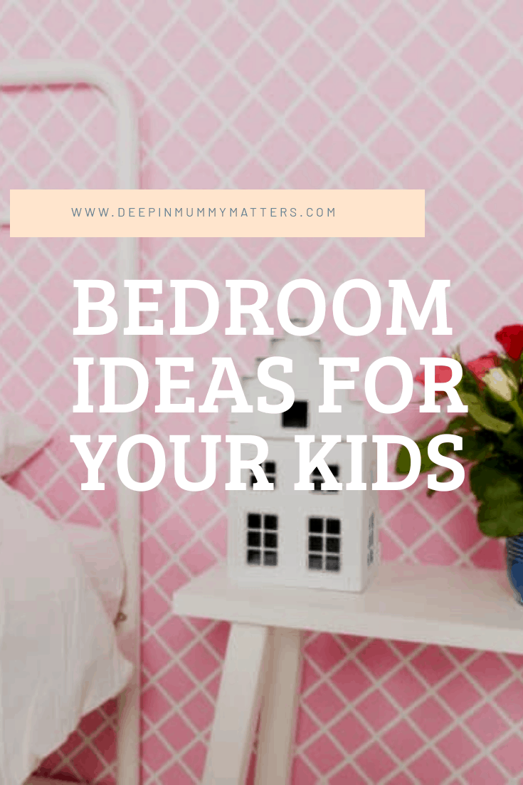 Bedroom ideas for your kids