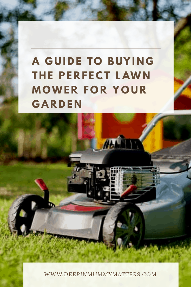 A guide to buying the perfect lawnmower