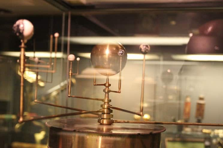 Oxford University's History of Science Museum