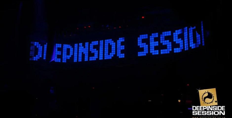 DEEPINSIDE SESSION @ QUEEN Club Paris