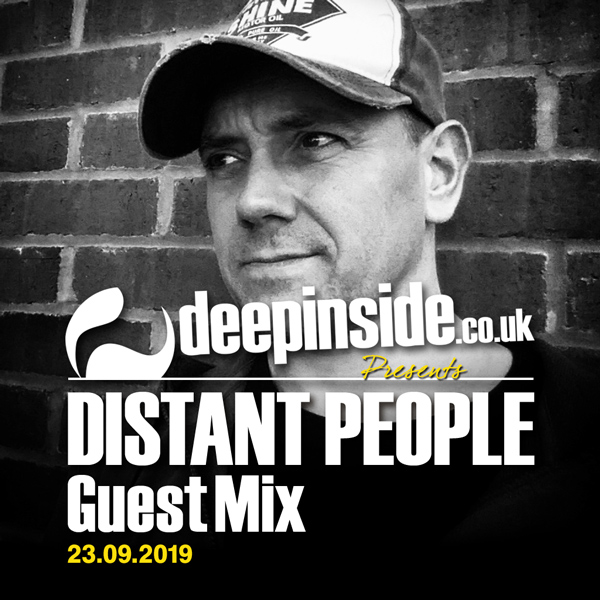 Distant People Guest Mix cover
