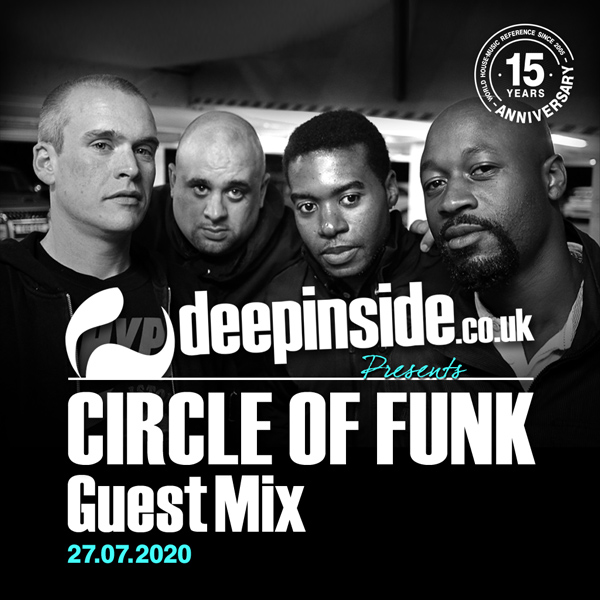 Circle Of Funk Guest Mix cover