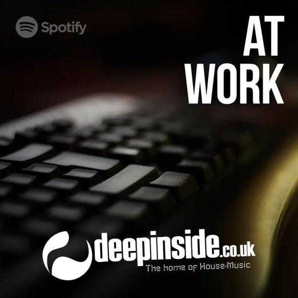 Spotify playlist At Work