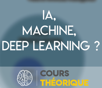 ia, deep et machine learning