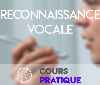 reconnaissance vocale tutoriel