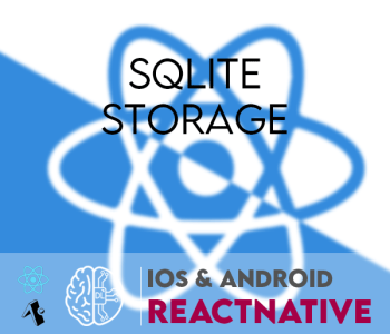 react native expo android ios sqlite