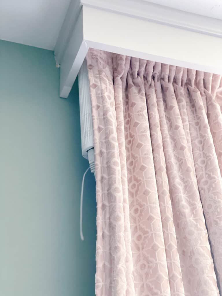 smart powered motorized curtains offer