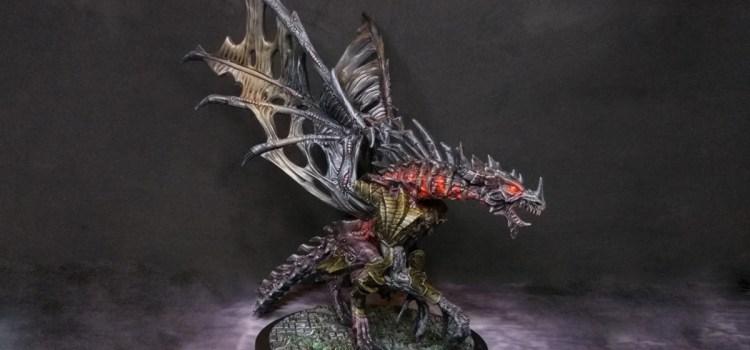 Black Rose Wars : le dragon