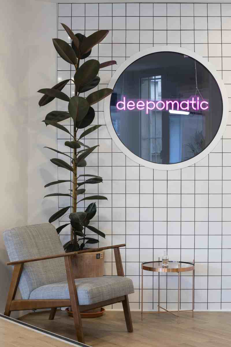 Deepomatic's new office in Paris.